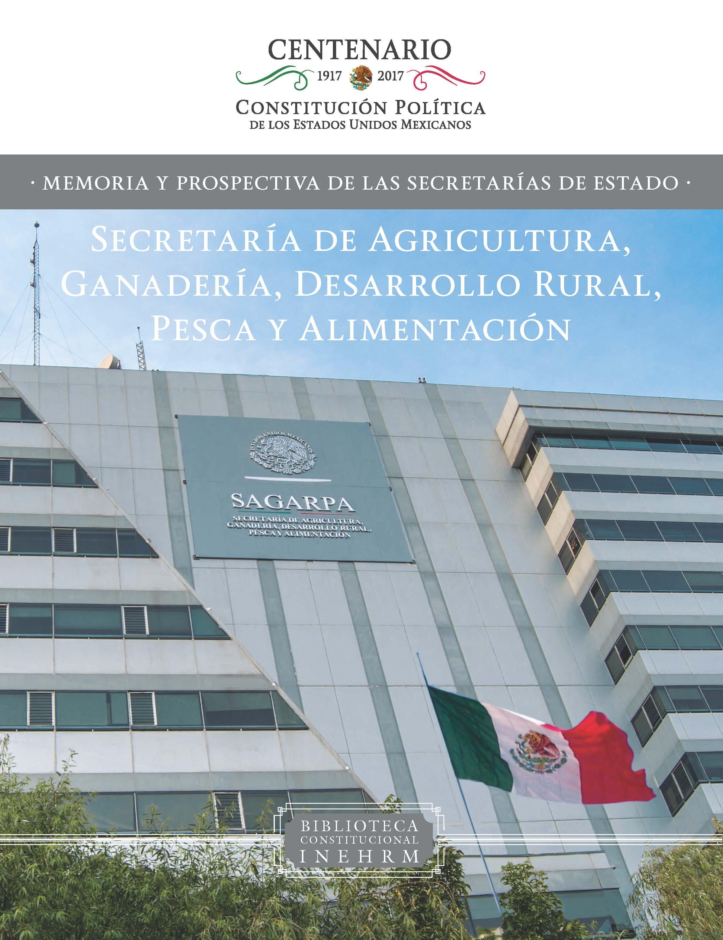 Secretaría de Agricultura, Ganadería, Desarrollo Rural, Pesca y ...